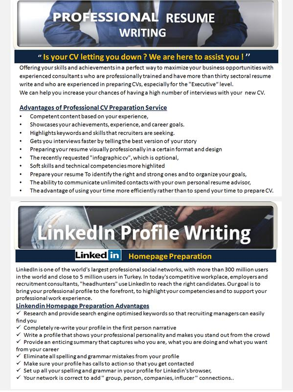 create and design a resume  cover letter or linkedin page Outpost Recruitment