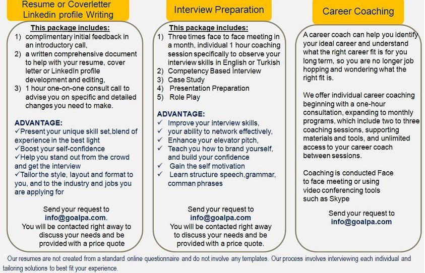 Career Direction; Professional Resume Development; Work Performance; Job  Search Strategy  Job Hopping Resume